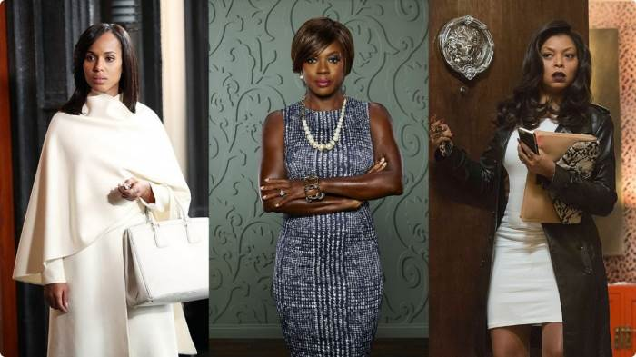 Olivia Pope, Annalise Keating, Cookie Lyon