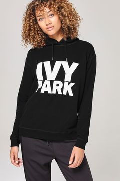 Ivy Park Logo Pullover Hoodie by Ivy Park $52.00
