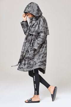 Camo Jacquard Luxe Parka by Ivy Park $165.00