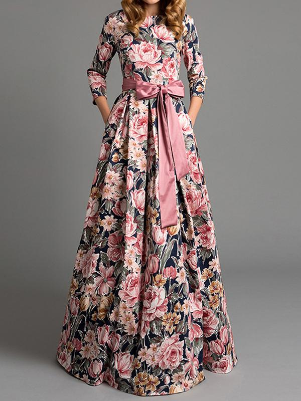 https://www.dresssure.com/collections/maxi-dresses/products/bohemian-round-collar-bowknot-belt-maxi-dresses